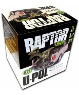 Raptor Bedliner - BLACK