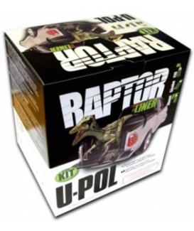 Raptor Bedliner - BLACK