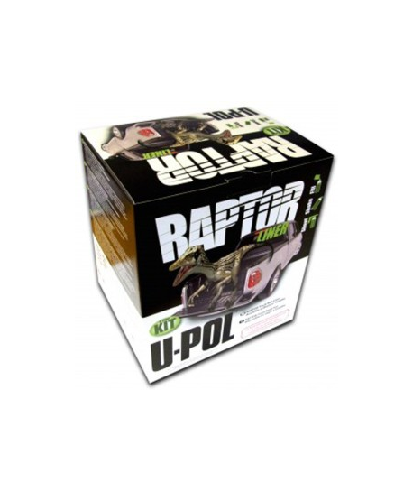 Raptor Bedliner Black