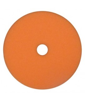 FOAM ORANGE BUFFING PAD, 6""
