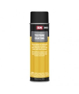TEXTURED COATING AEROSOL - BLACK