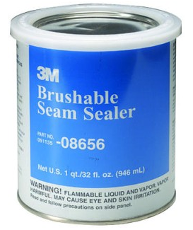 BRUSHABLE SEAM SEALER - QUART