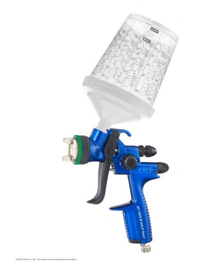SATA 1500B SOLV 1.3 HVLP GUN w/ RPS