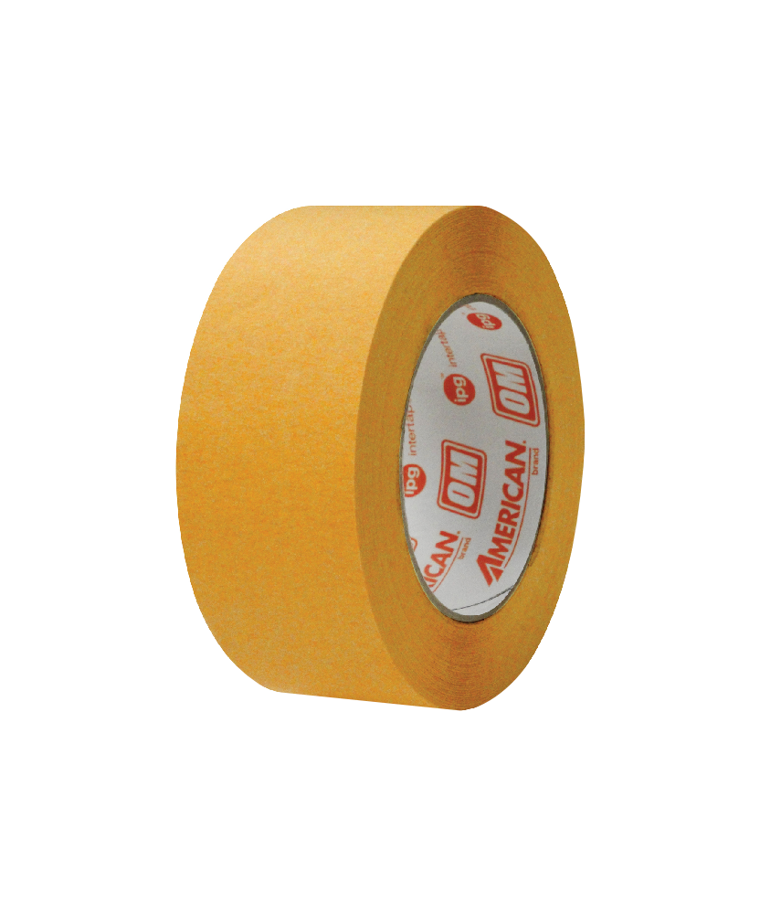 orange masking tape 3 4 x 54 8m. Black Bedroom Furniture Sets. Home Design Ideas