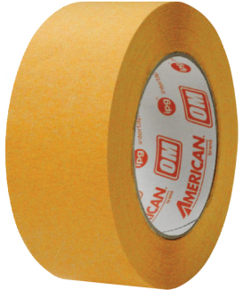 "Orange Masking Tape - 1.5"" x 54.8M"