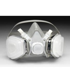 Half Mask N95 Disposable Respirator