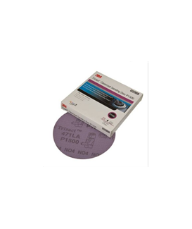 1500G TRIZACT HOOK-IT 25/BX PURPLE - 6""