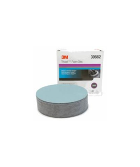 5000G TRIZACT HOOK-IT FOAM DISCS BOX/15 - 6""