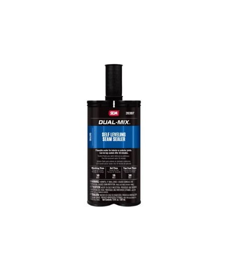 SELF LEVELING SEAM SEALER DARK CHARCOAL GRAY