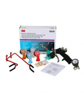 """ONE"" SPRAY GUN KIT ACCUSPRAY /PPS KIT"