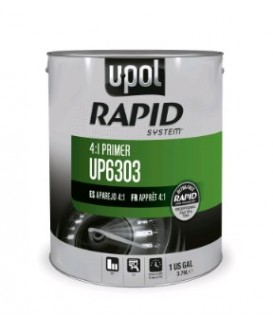 4:1 RAPID PRIMER GRAY - Gallon