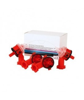 2.0MM HEAD REFILL KIT 4PK RED ACCUSPRAY - PPS